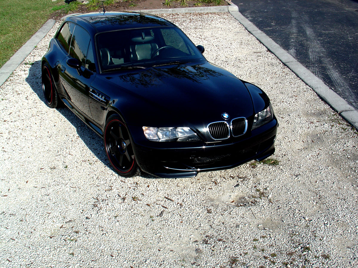 For Sale 1999 Black Black Black Bmw M Coupe W Mods